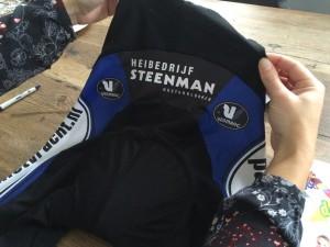 Wielrennerspak Steenman