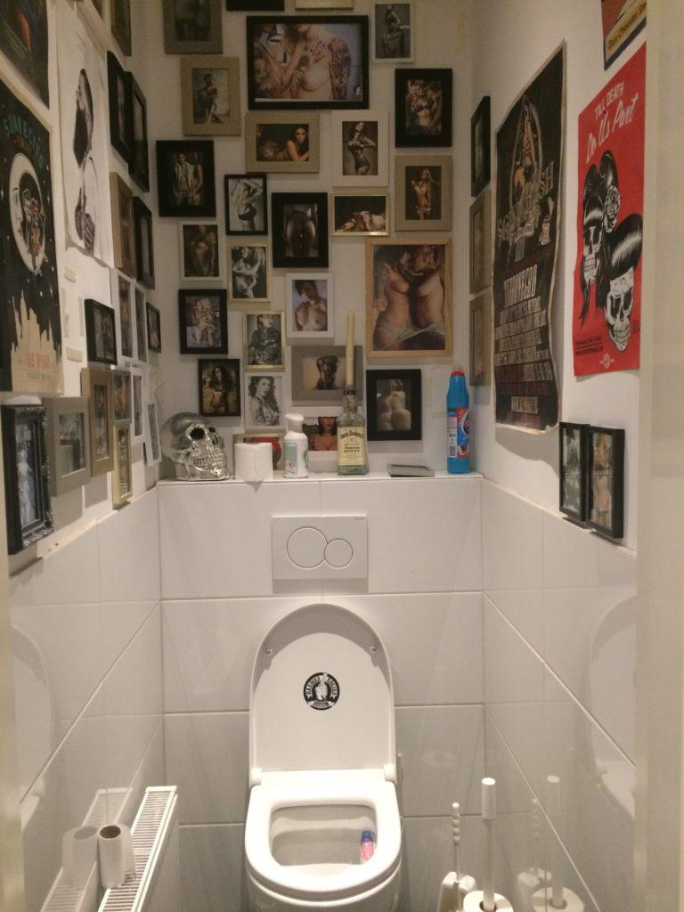 Toilet Barbier Rogier